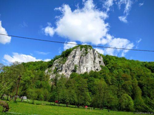 Sokolica w Dolinie Będkowickiej